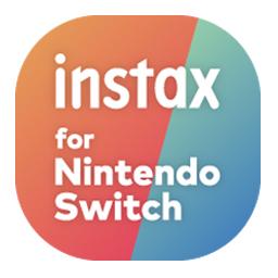 [logo] instax mini Link for Nintendo Switch
