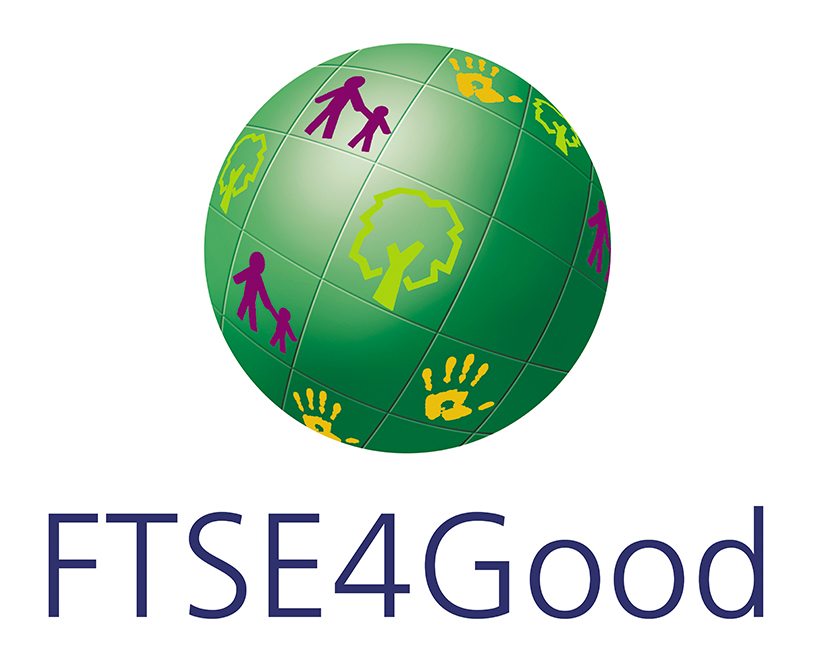 FTSE4Good Global Indexへの組み入れ