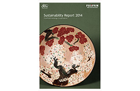 [Picture]Sustainability Report 2014