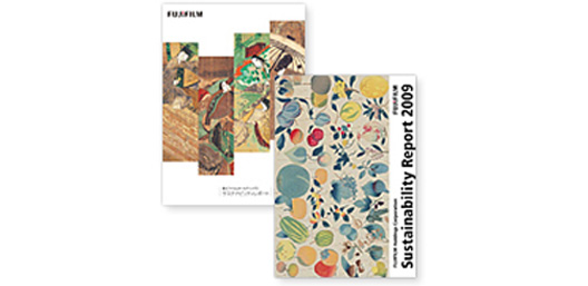 [picture]FUJIFILM Holdings Corporation Sustainability Report 2008,2009
