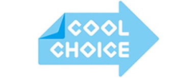 [ロゴ] COOL CHOICE
