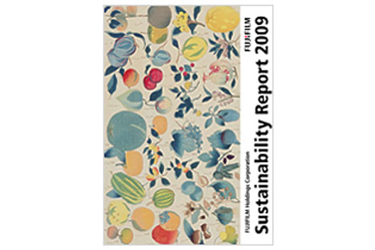 [Picture]Sustainability Report 2009 Cover