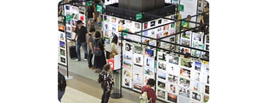 [picture]PHOTO IS—30,000-Person Photo Exhibition