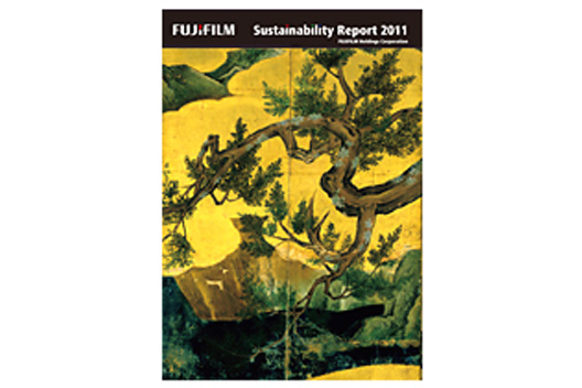 [Picture]Sustainability Report 2011 Cover