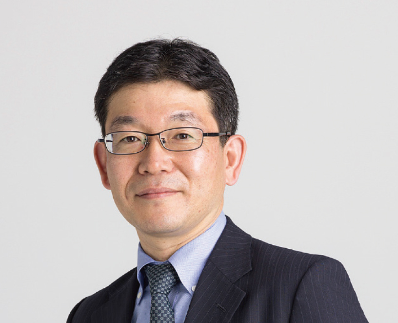 Chief Manager, Sustainability Management Office Mr. Keisuke Takegahara