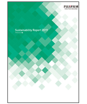 [Picture]Sustainability Report 2019 Management Performance