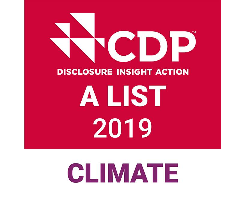 CDP気候変動