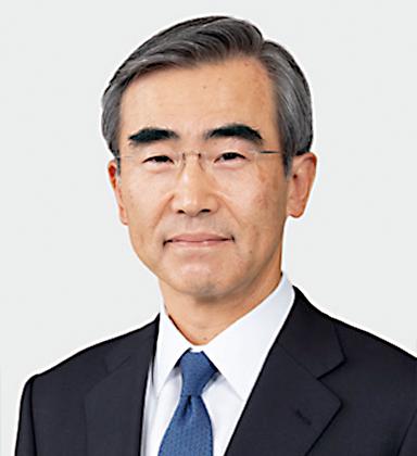 [写真]取締役(社外取締役)嶋田 隆