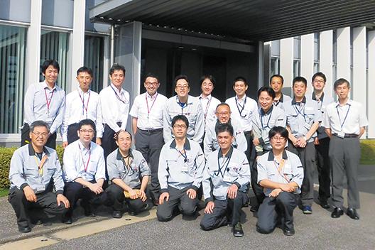[Picture]Participants: FUJIFILM Corporation, FUJIFILM Business Innovation Corp., FUJIFILM Business Innovation Manufacturing Corp., FUJIFILM Engineering Co., Ltd., FUJIFILM Shizuoka Co., Ltd., and FUJIFILM Toyama Chemical Co., Ltd.