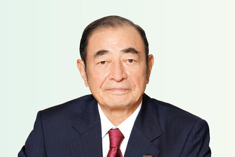 [Picture]Shigetaka Komori Chairman and CEO