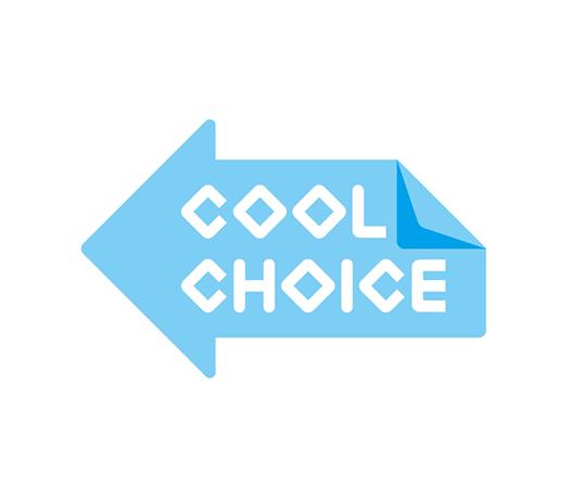 [ロゴ]COOL CHOICE