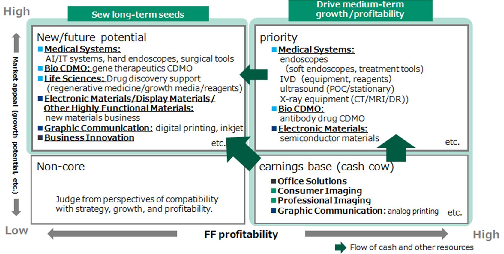 [Image]Reinforcing business portfolio management