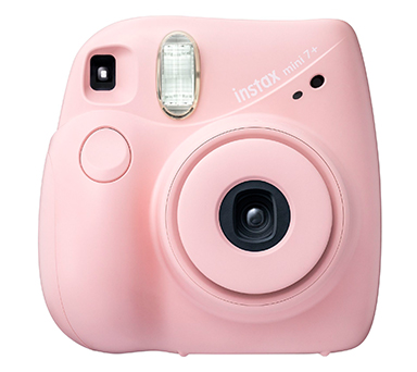 "[image]Instant camera ""instax mini7+"""