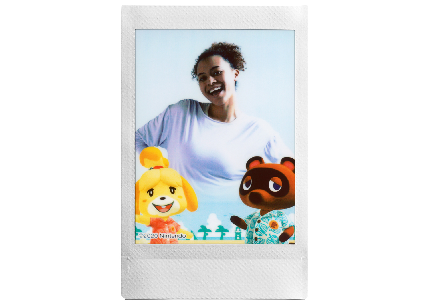 [Product Images]Frame Print Animal Crossing: New Horizons