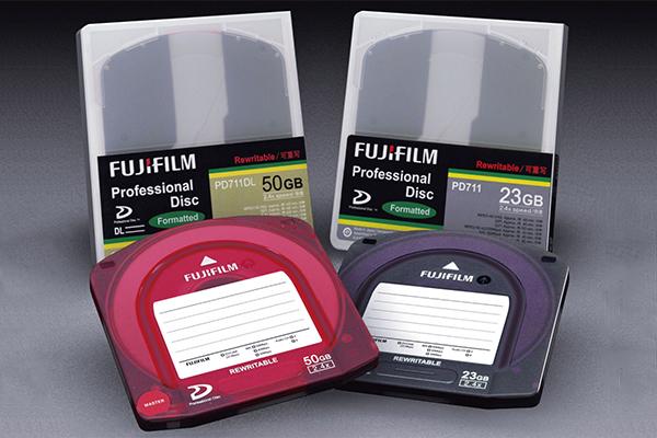 [photo] Professional discs for XDCAM