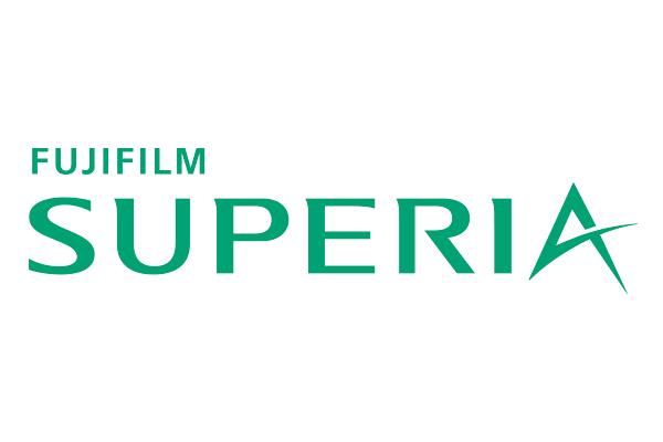 [logo] FUJFILM SUPERIA