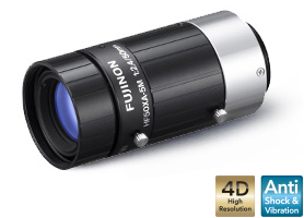 [photo] HF50XA-5M lens on its side