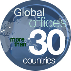 [image] Global Offices in More Than 30 Countries