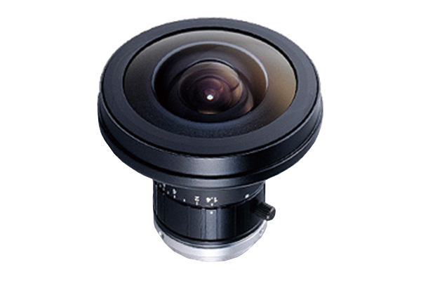 [photo] FE185 Series super wide-angle lens standing upright