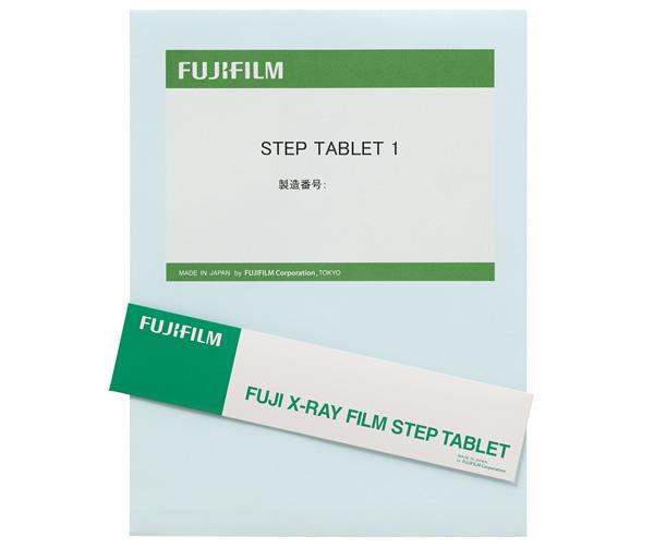 [photo] Fujifilm X-Ray Film Step Tablet 1 packaging