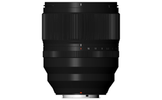 "Interchangeable lens for digital camera X series ""FUJINON LENS XF50mmF1.0 R WR"""