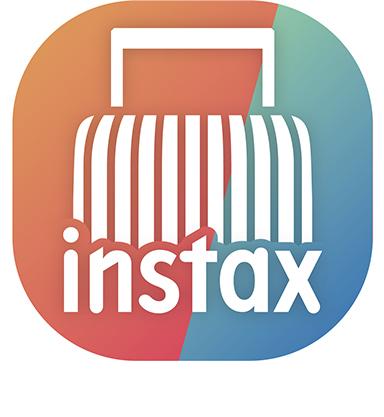[logo] instax app