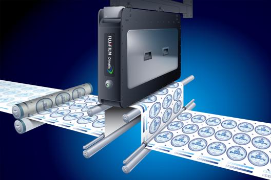 Samba 42000 Tintenstrahldruckleistensystem