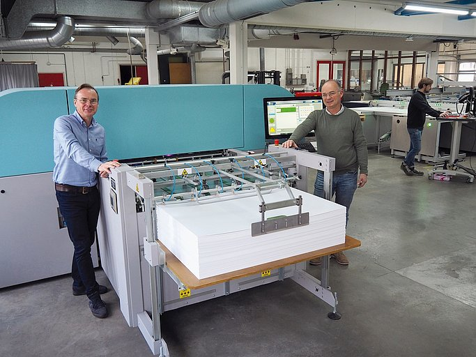 Fujifilm Acuity B1 helps Verhoef to boost production speeds