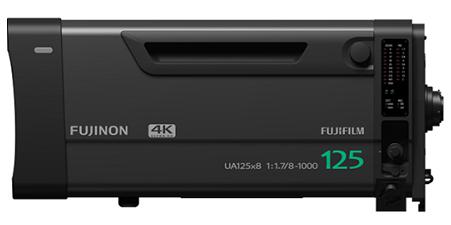 FUJINON UA125×8BESM