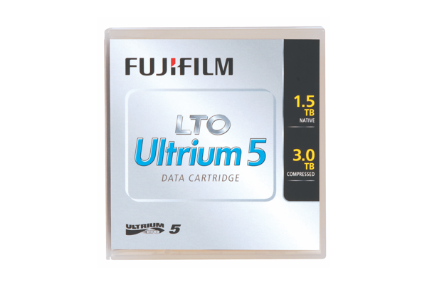 Cartouche de données LTO Ultrium5 Fujifilm
