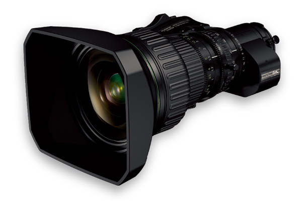 [photo] Fujinon camera lens