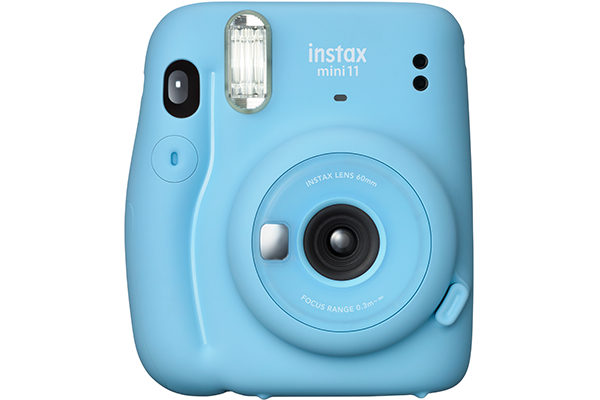 [photo] instax mini 11 in Sky Blue color