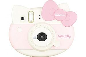 [photo] Instax mini HELLO KITTY in white