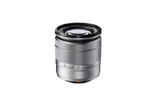 [photo] Fujifilm XC16-50mmF3.5-5.6 zoom lens - Silver