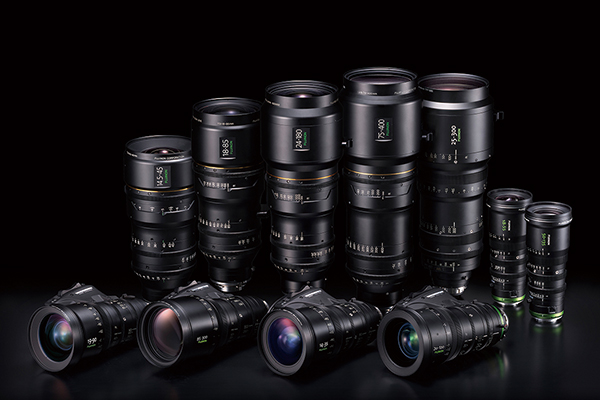 [photo] A collections cine lenses