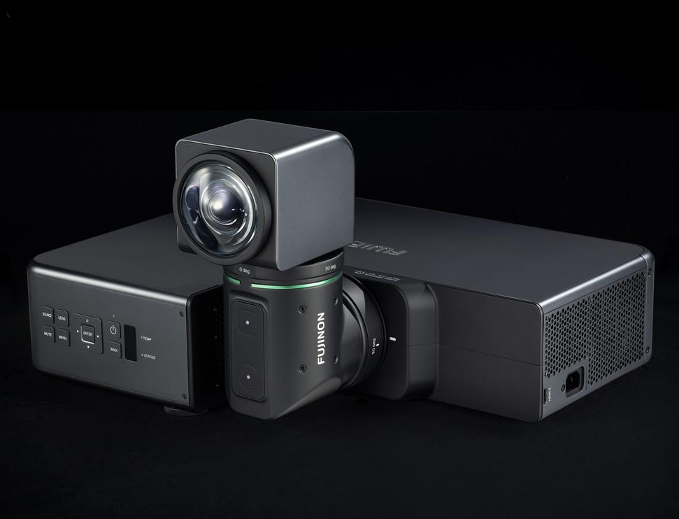 [foto] FP-Z5000 na posição horizontal