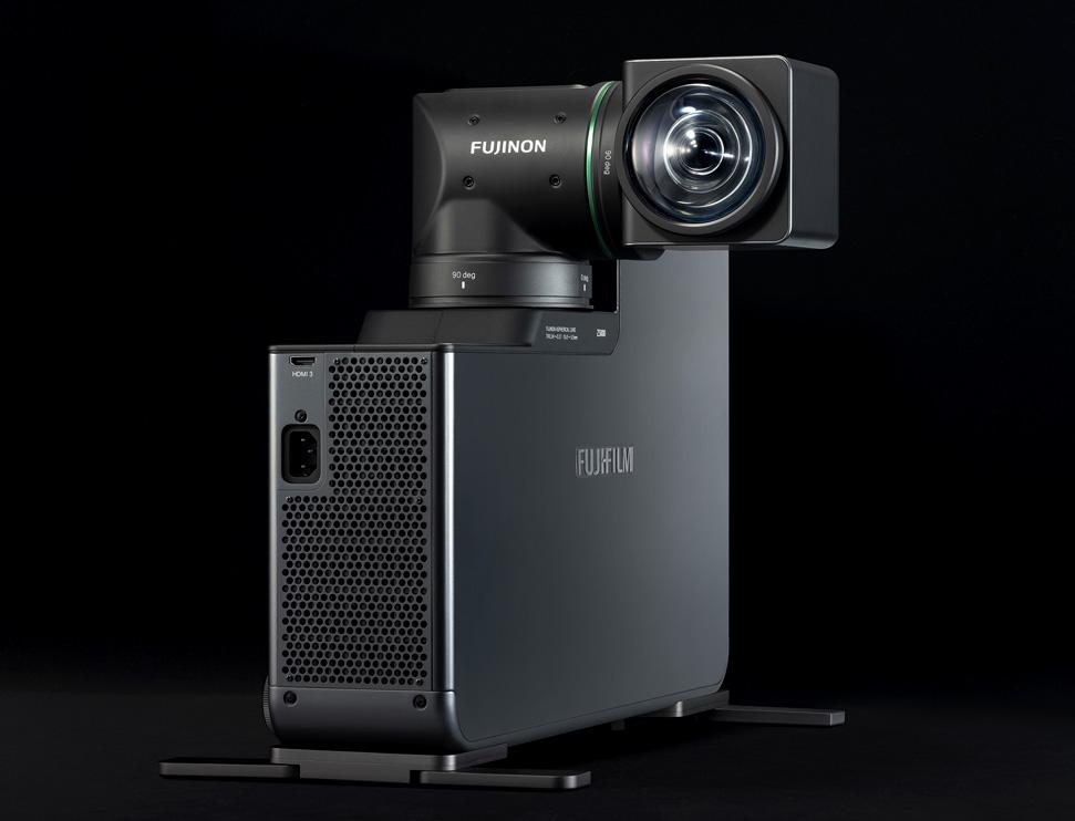 [foto] FP-Z5000 na posição vertical