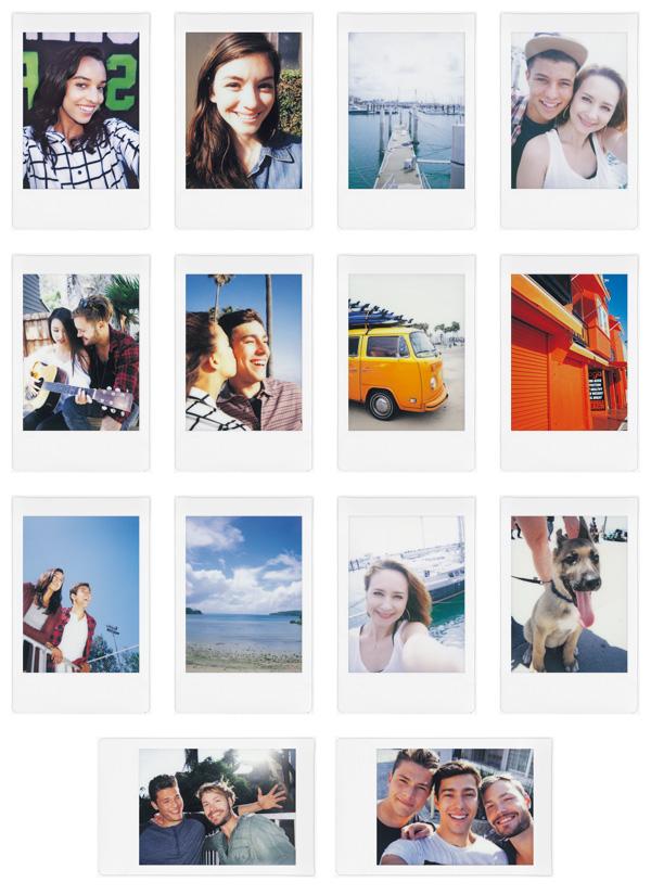Colagem de fotos mostrando pessoas, carro, edifício, água
