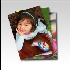 Materiais de consumo para jato de tinta de minilab Retrato infantil