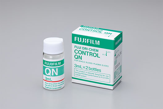 [photo] FUJI DRI-CHEM CONTROL QN
