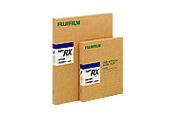 [foto] Dois pacotes de filme de raio X Super RX em tamanhos maiores e menores