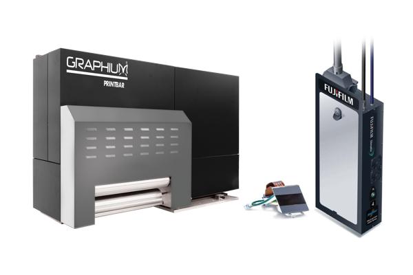 Sistema de barra de impressão Graphium