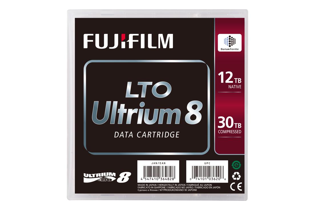 Cartuchos de dados LTO Ultrium 8