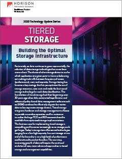 Construindo a infraestrutura de armazenamento ideal