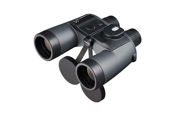 [photo] Fujifilm Mariner Series Binoculars in gray with a white background