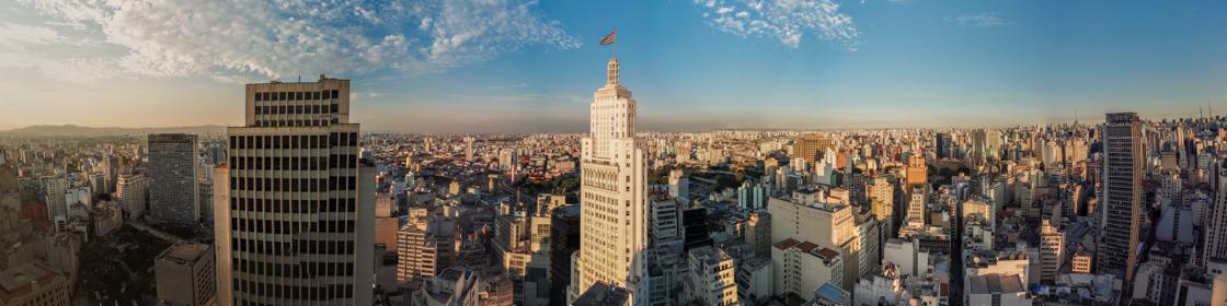 [photo] São Paulo skyline