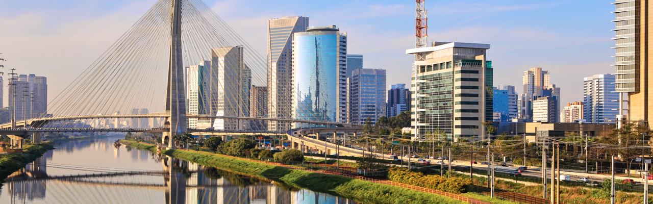 [photo] Sao Paulo, Brazil - Skyline