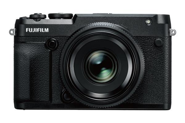 Image of FUJIFILM GFX 50R camera