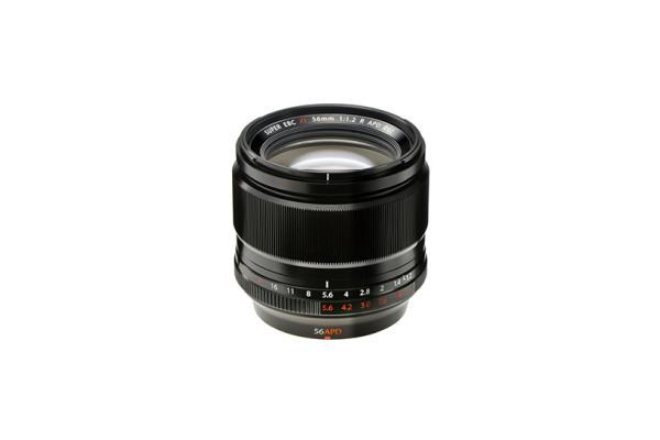 Image of XF56mmF1.2 R APD lens