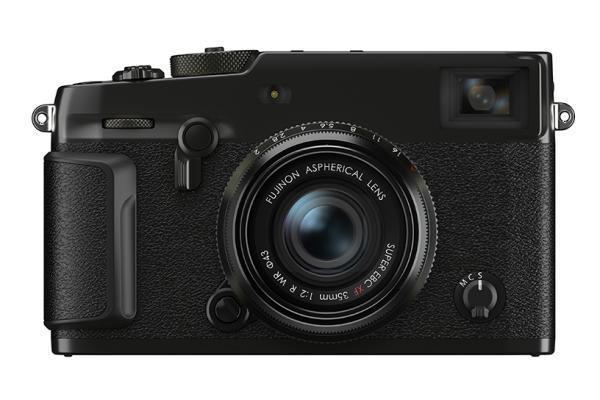 Image of FUJIFILM X-Pro3 camera